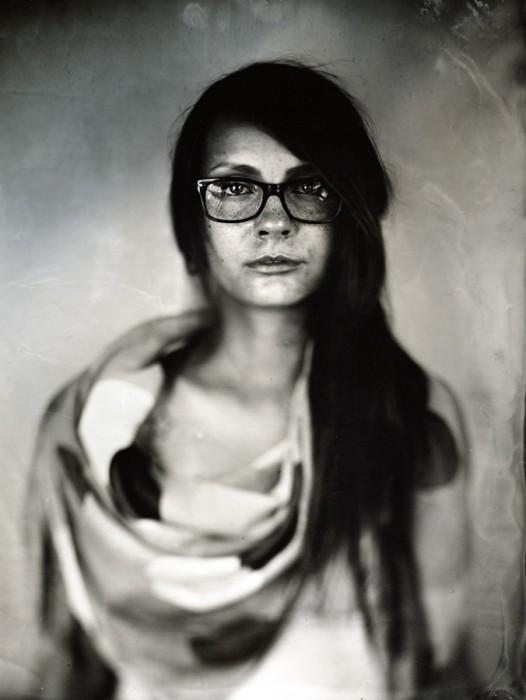 Sandra - Mokry Kolodion - Wet Faces