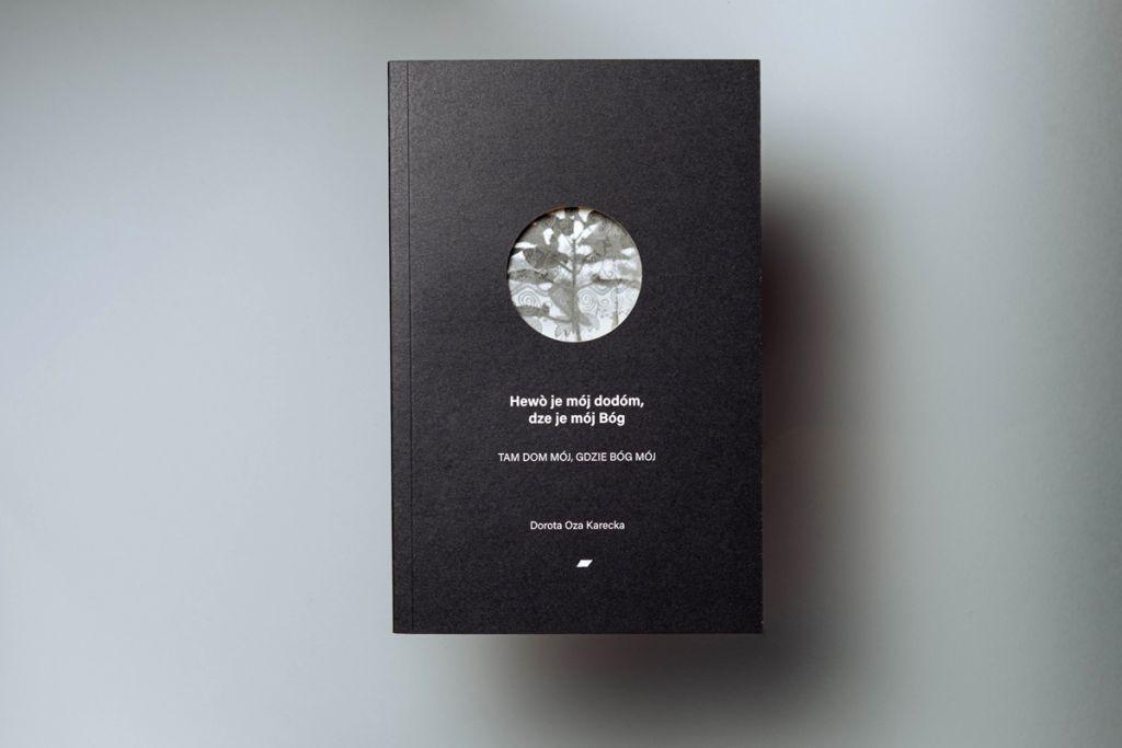 """Dorota Oza Karecka - książka """"Tam dom mój, gdzie bóg mój"""""""