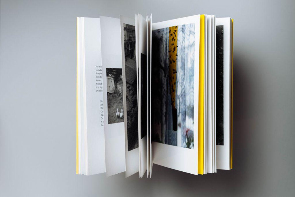 Dorota Oza Karecka - książka fotograficzna, album ze zdjęciami zKaszub