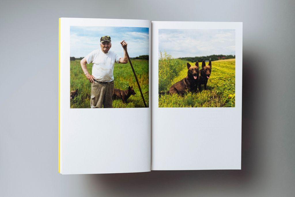 Dorota Oza Karecka - książka ze zdjęciami zkaszub